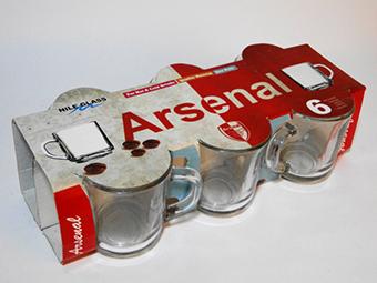 (English) Arsenal Coffee Mug