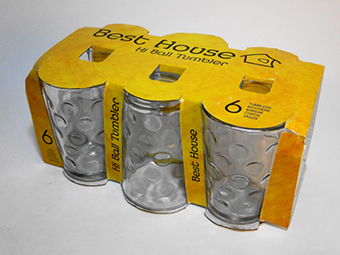 (English) Best House Glass Cup